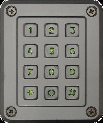 PSE-IL Outdoor Semi-flush Mount Keypad