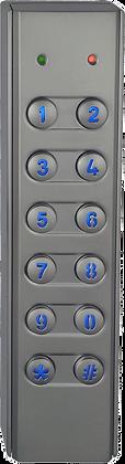 VST62 Slim Line Standalone Keypad