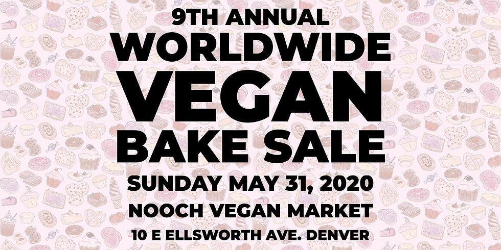 Worldwide Vegan Bake Sale 2020