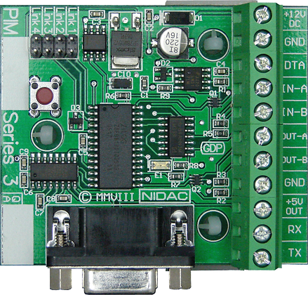 PIM Series 3 Interface Module