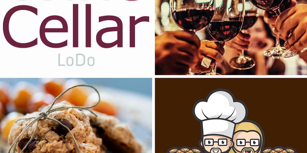 Complimentary Premium Wine Tasting + Cookie Pairing
