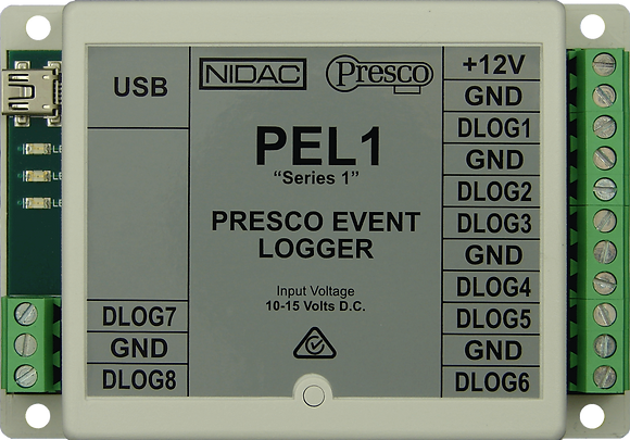 PEL1 Series 1 Event Logger & Programmer