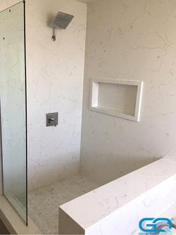 GQC003 White Carrara