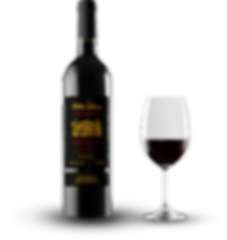 Kindzmarauli red semi sweet wine
