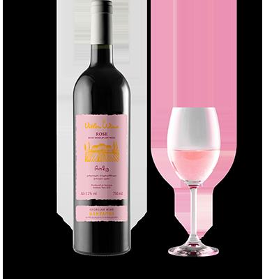Rosé medium dry (Case of 6)