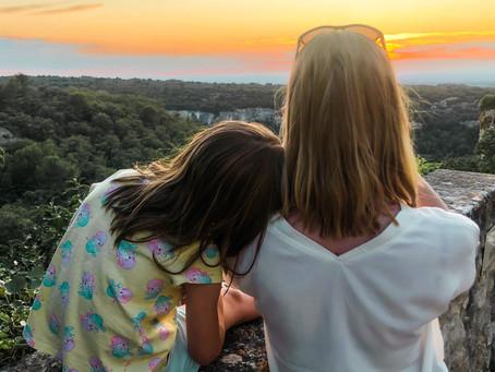 Mijn reis als mama is een levenslange tocht