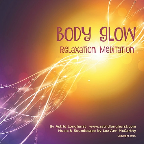 Body Glow Mediation CD