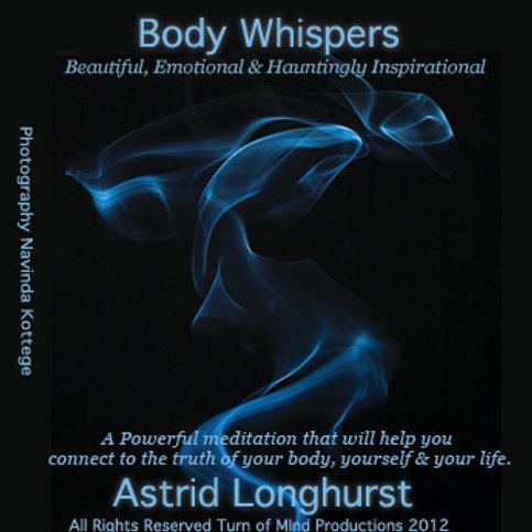 Body Whispers CD