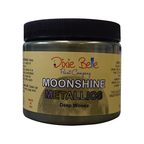 Moonshine Metallic Deep Woods Paint