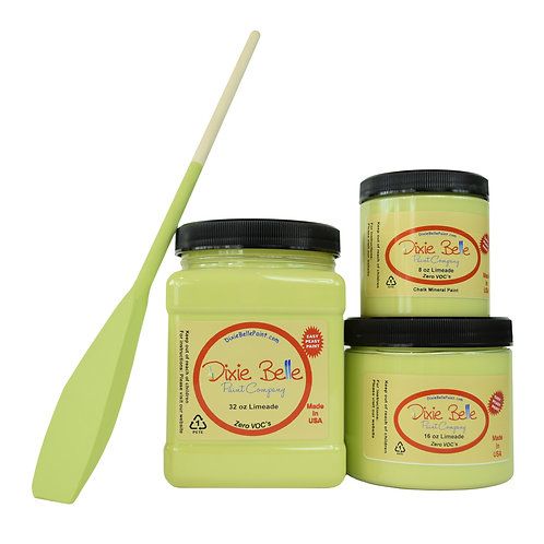 Limeade Chalk Mineral Paint 16oz
