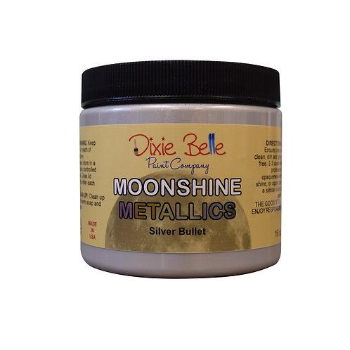 Moonshine Metallic Silver Bullet Paint