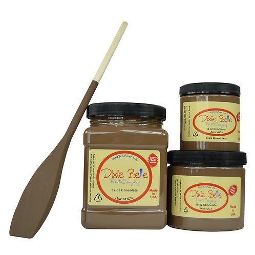 Chocolate Chalk Mineral Paint