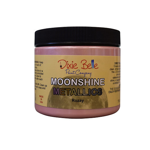 Moonshine Metallic Rozay Paint