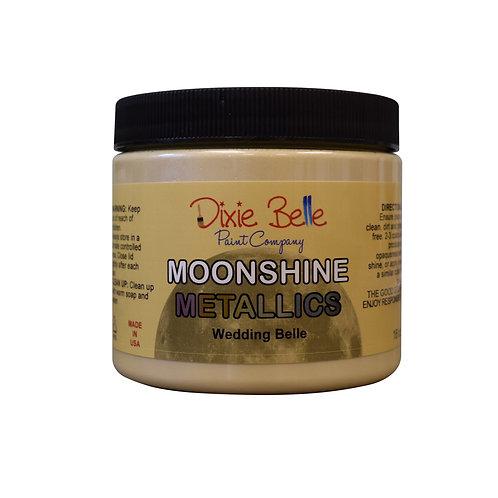 Moonshine Metallic Wedding Belle Paint
