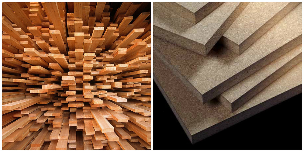 Real wood vs Particle board. Which do you prefer?