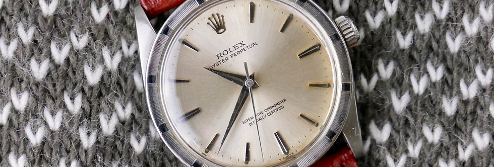 """1966 Rolex Oyster Perpetual Ref. 1007 """"Dauphine Hands"""""""