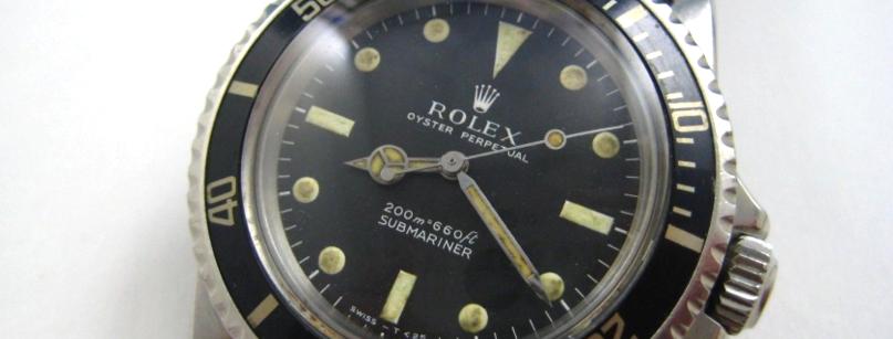 1963 Rolex Submariner 5513
