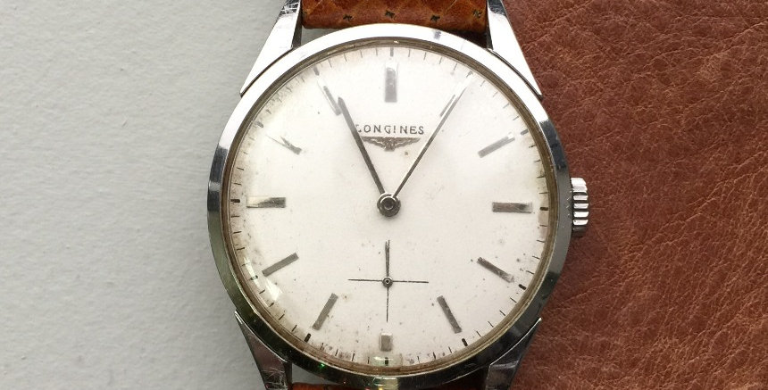 1955 Longines Cal Ref. 30L *Original Papers*