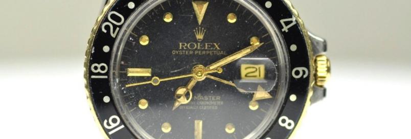Rolex GMT 18K Gold Sub