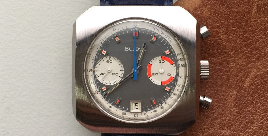 Bulova Dugena Valjoux 7734 Chronograph