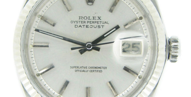 Rolex Datejust SS 1601 Original