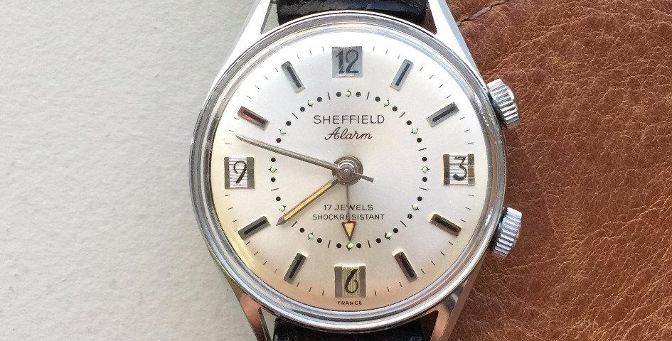 1960's Sheffield Alarm