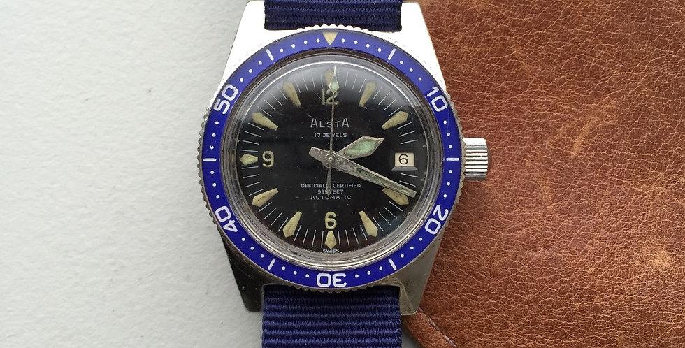 "Alsta Nautoscaph ""Jaws"" 999ft Diver (SOLD)"