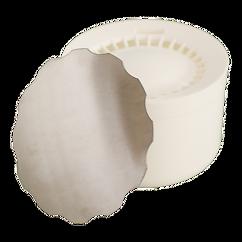 Filter van Kunststof watervrij urinoir met afdekplaat