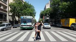 Las callesitas de Buenor Aires tiene
