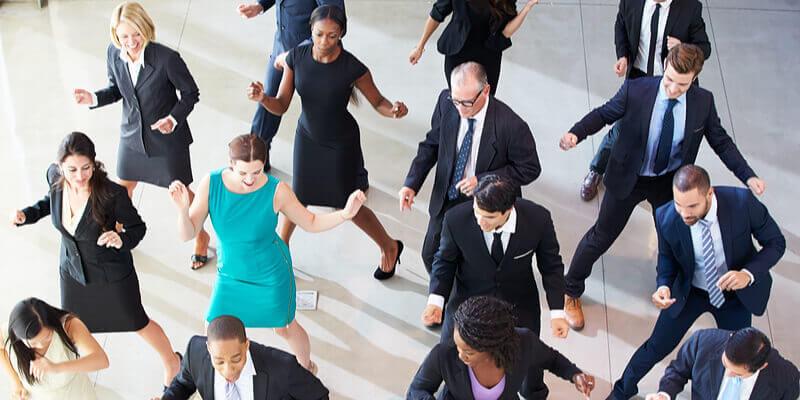 Taller Tango Consciente - Empresas