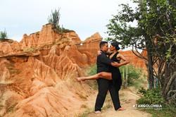 Desierto de la Tatacoa Ocre