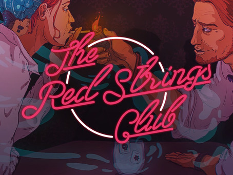 The Red Strings Club (2018)