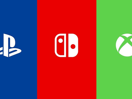 Console and Game sales (November 2020)