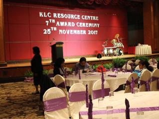 KLC 7th Annual Award Ceremony (2017)