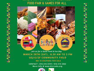 KLCRC Food & Fun Fair 2020