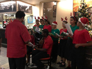 KLCRC Caroling At La Cochina