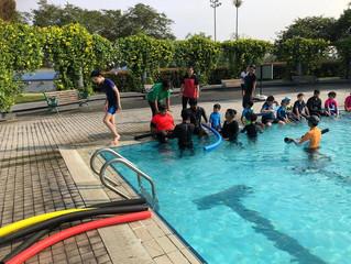 Swimming Class Thursday