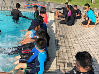 Swimming Class Friday