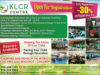 KLCRC Open Day