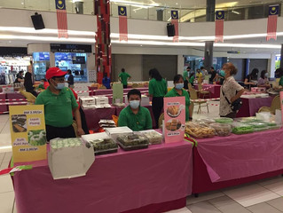 KLCRC Food Fair For Fundraising 2020