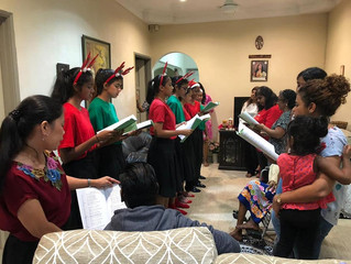 KLCRC Caroling From 12-14 Dec