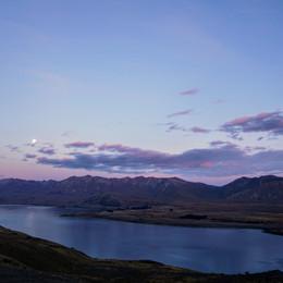 Lake Tekapo - View from Mt John