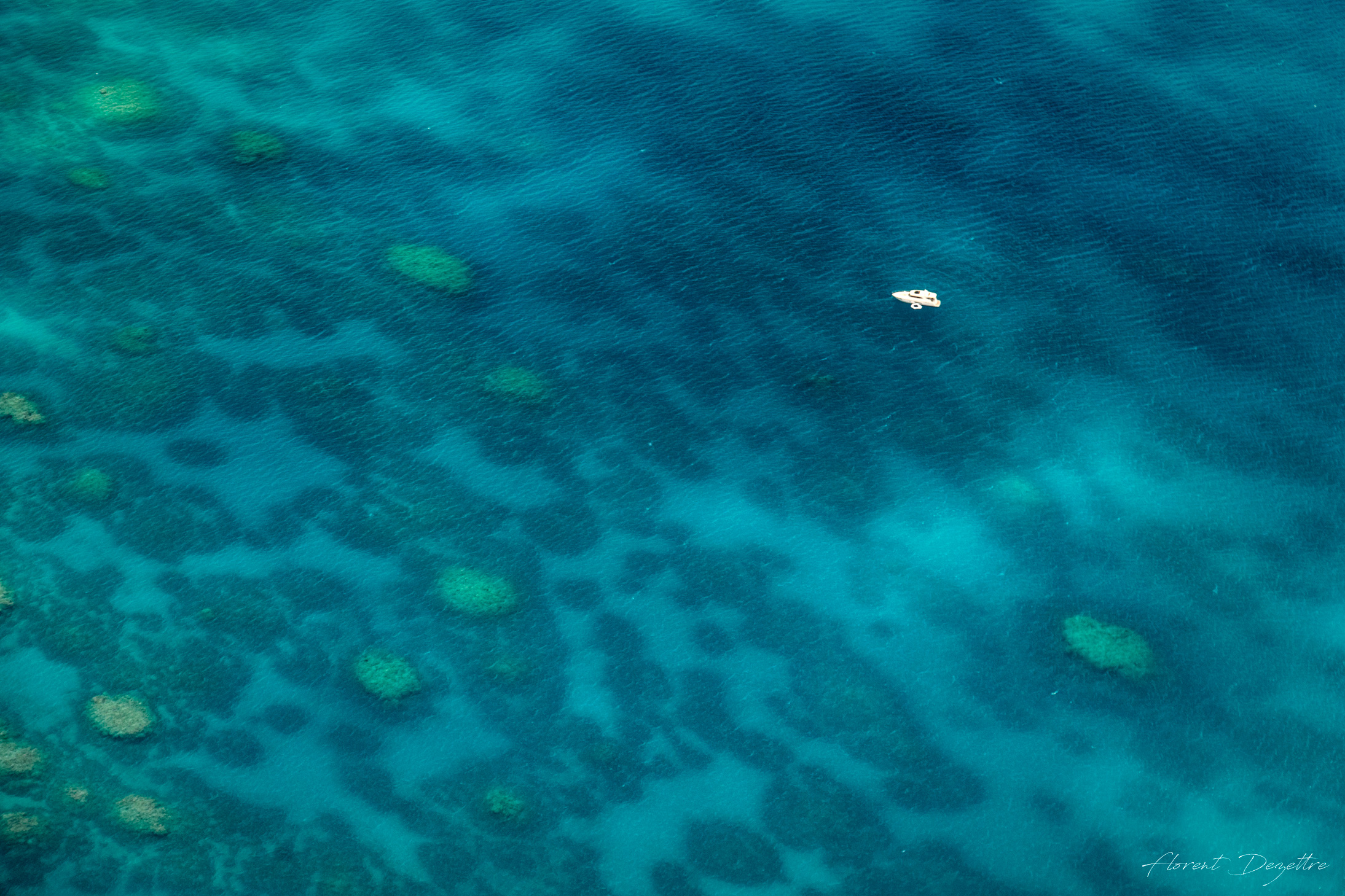 Reefs-Boat