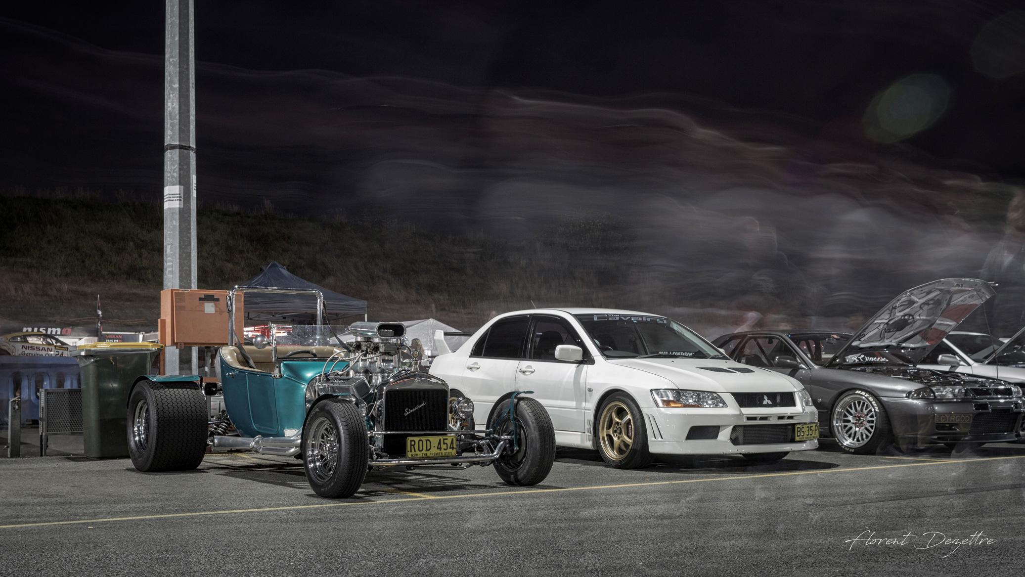 Night-Car-Show