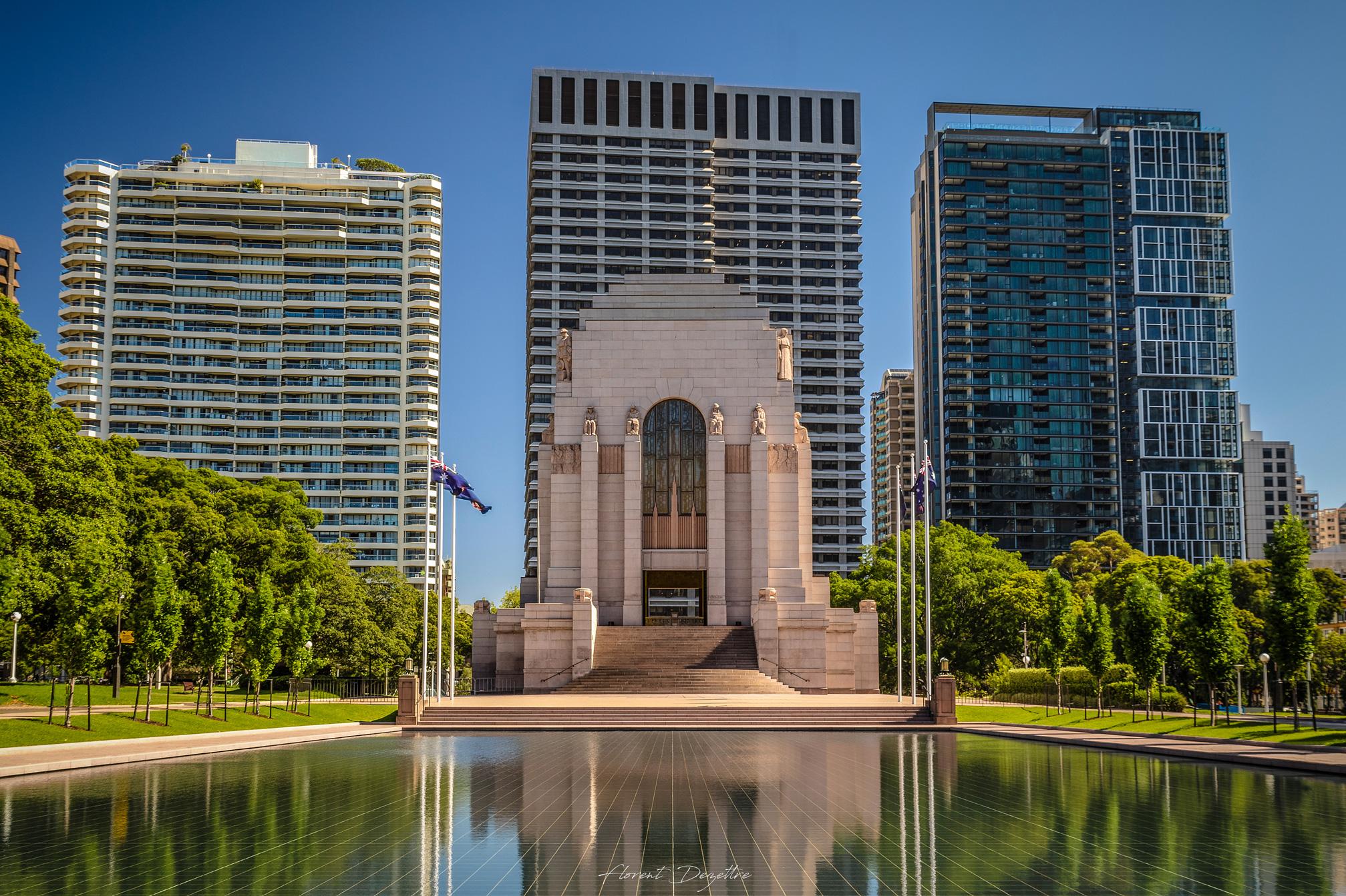 Sydney-ANZAC-Memorial