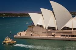 Sydney-Commute