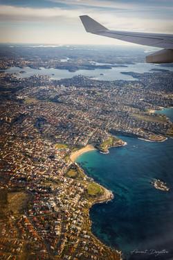 Departing-Sydney