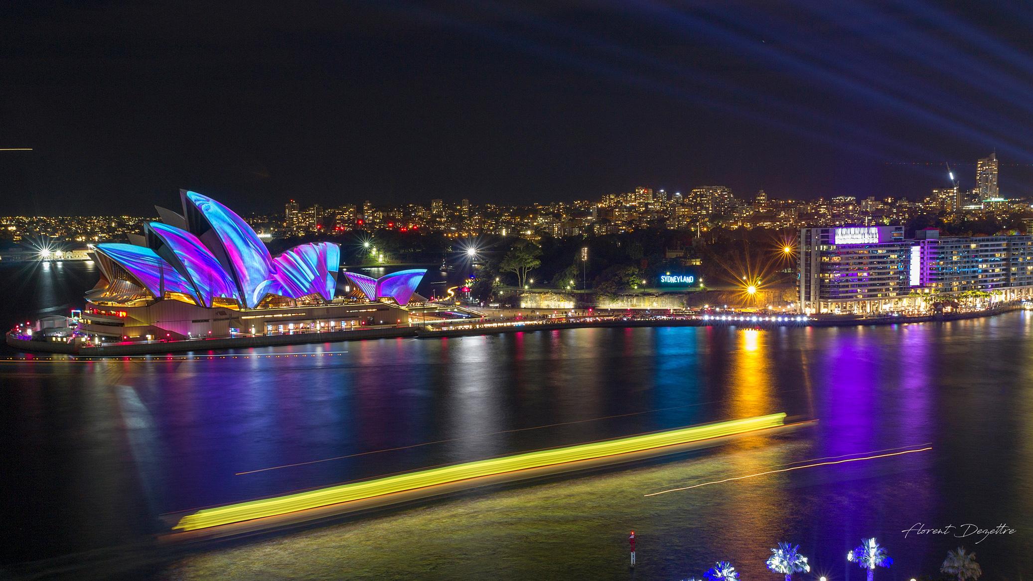 Entry-To-Sydneyland