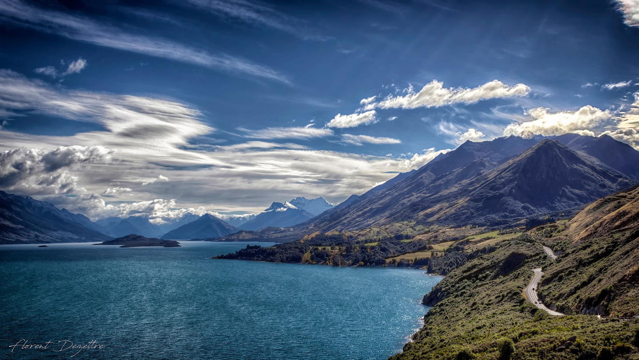 Lake-Hawea-Road