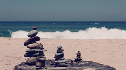 Rocks-On-A-Beach